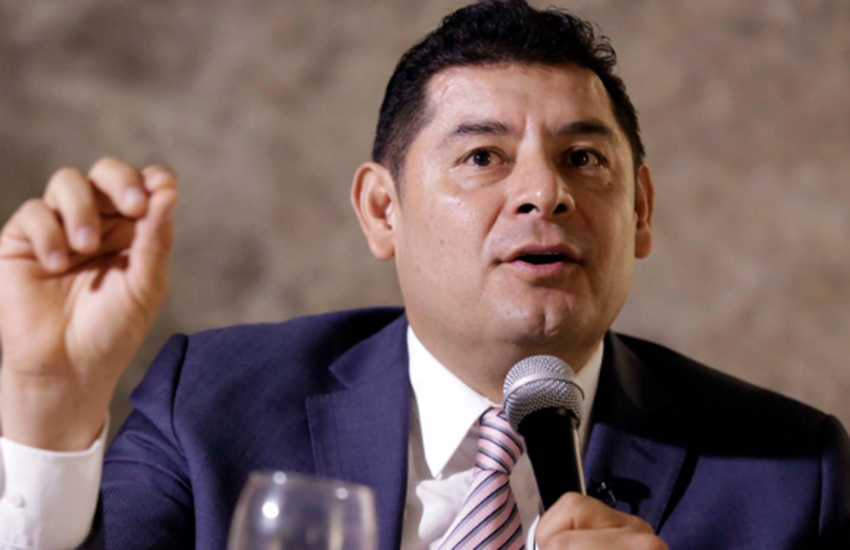 Senator Alejandro Armenta.