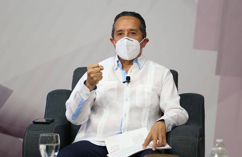 Carlos Joaquin video from June 1, 2021