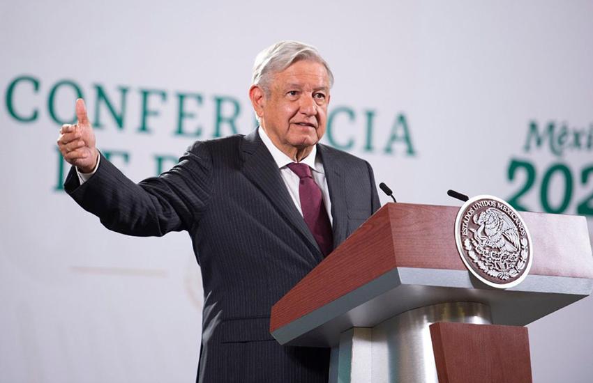 President Lopez Obrador