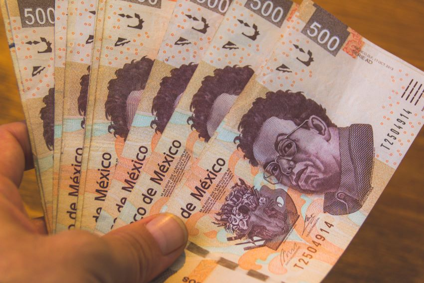 Mexican money