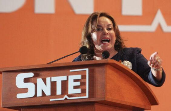 Elba Esther Gordillo, former head of SNTE teachers' union