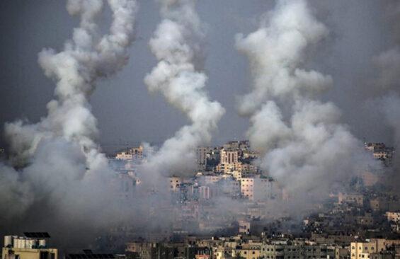 Israel-Hamas conflict in May.