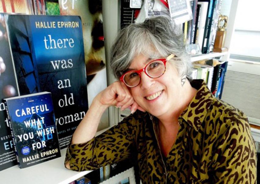 Hallie Ephron interview with San Miguel Literary Sala