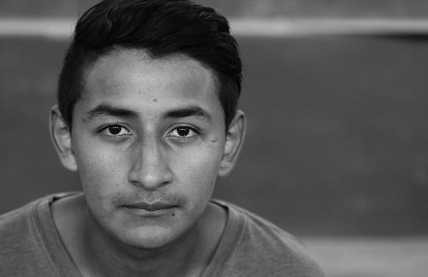 Guatemala migrant refugee Herbert