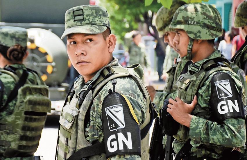 National Guardsmen