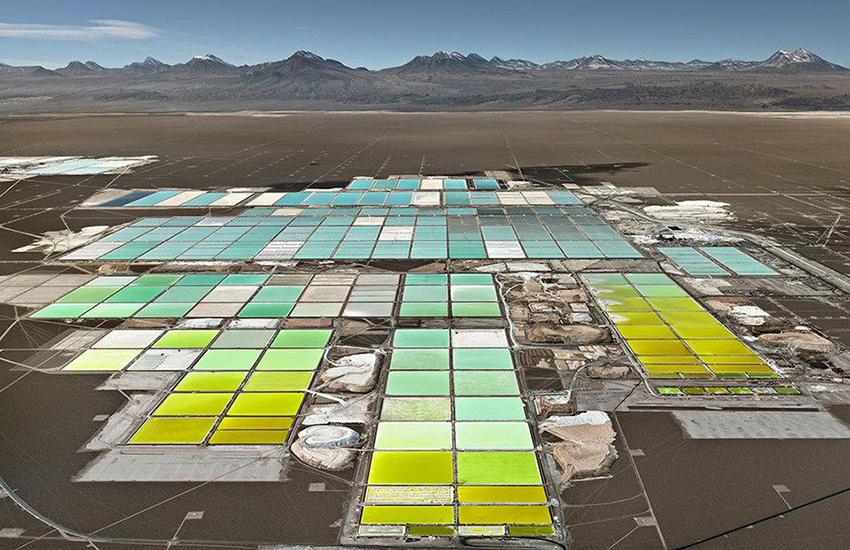lithium mine Chile