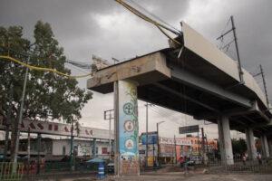 Line 12 overpass Mexico City Metro
