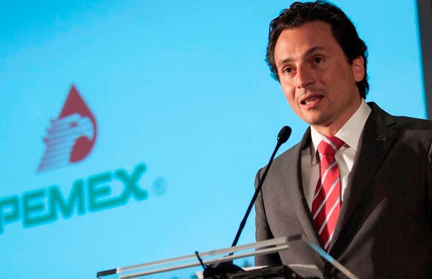 Former Pemex CEO Emilio Lozoya