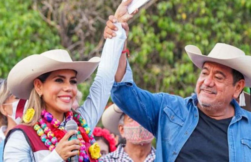 Morena Guerrero gubernatorial candidate Evelyn Salgado