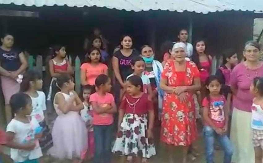 Los ciudadanos de Guajes de Ayala ya habían pedido ayuda en marzo.