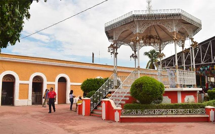 Tourism is thriving in La Noria.