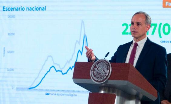 Deputy Health Minister López-Gatell