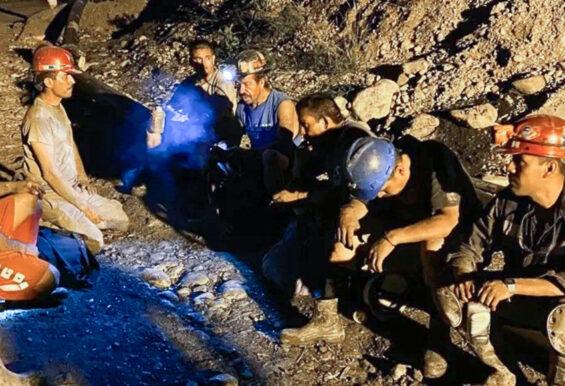 Micaran mine collapse, Muzquiz, Coahuila