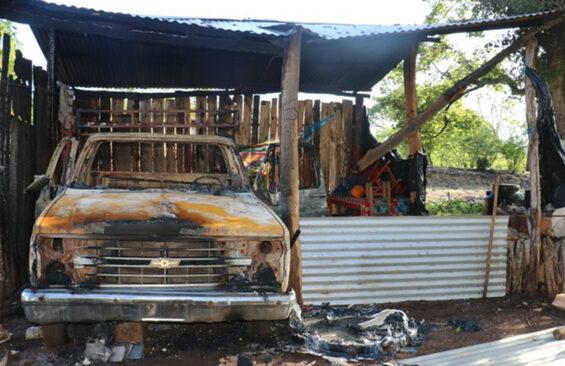 Santa Isabel Las Delicias, Chiapas land feud