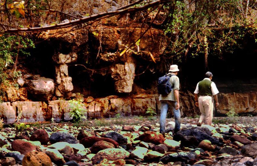 near La Cueva del Salitre, Jalisco
