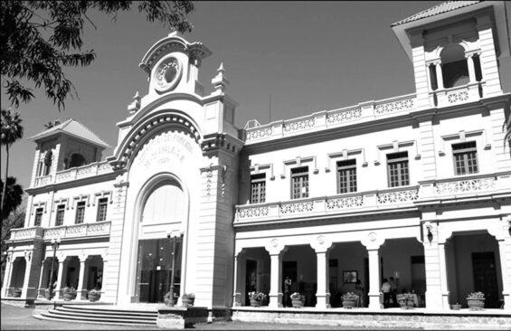 former Chapala, Jalisco, train station