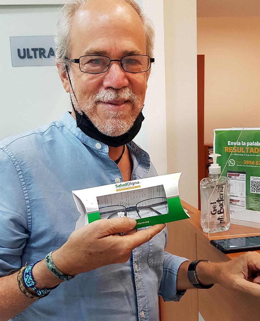 Salud Digna Guadalajara customer