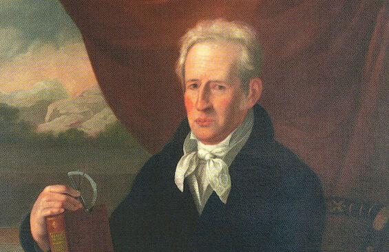 Mineralogist Andrés Manuel del Río.