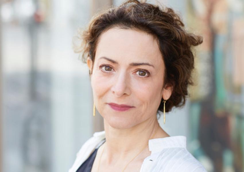 author Julie Metz