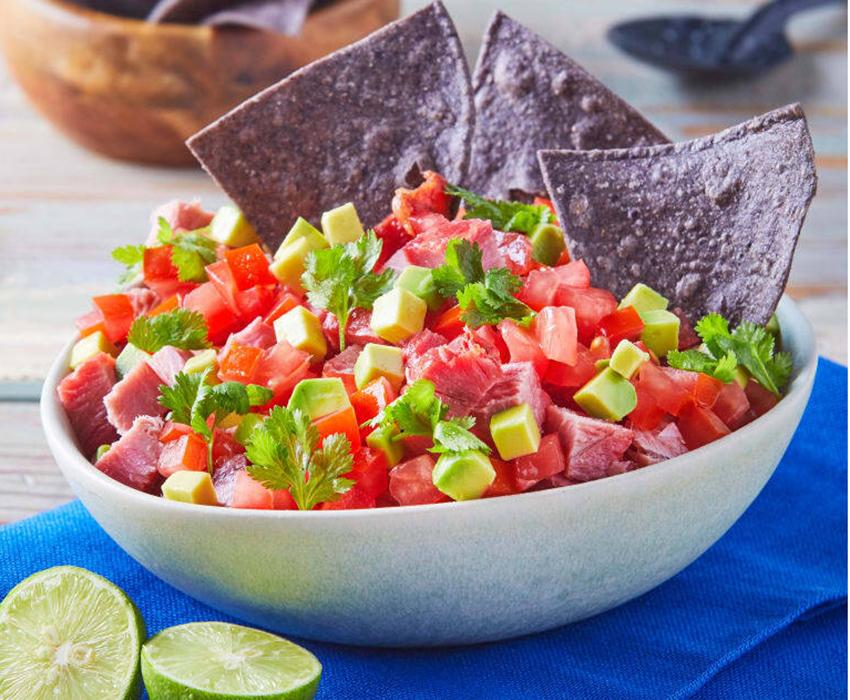 smoked marlin salsa