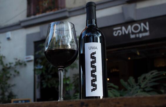 SiMon wine bar, Mexico City