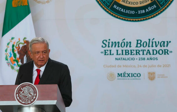 López Obrador also suggested that a common market similar to the European Union model could be created in Latin America.
