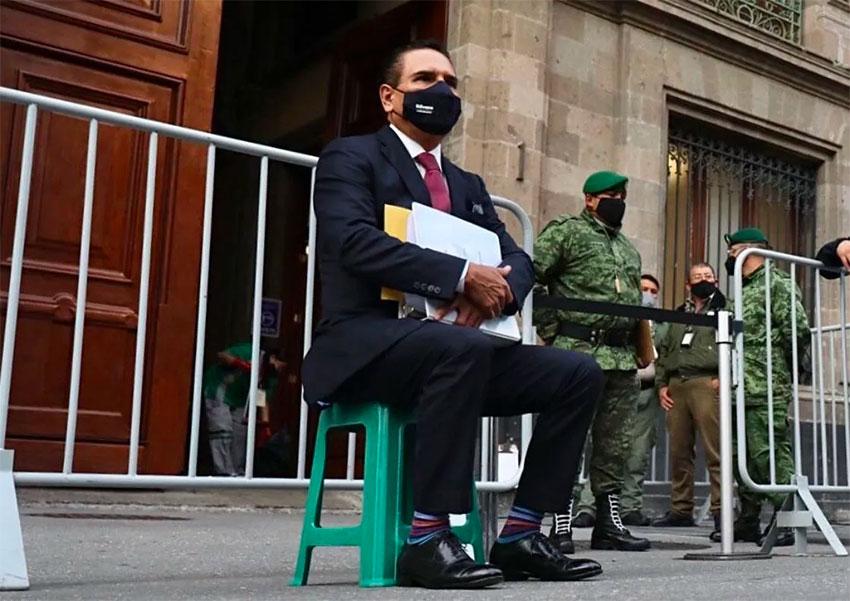 Michoacán Governor Aureoles