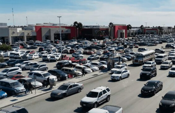 Matamoros is one of the border cities that have benefited