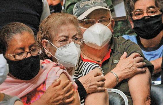 seniors vaccination
