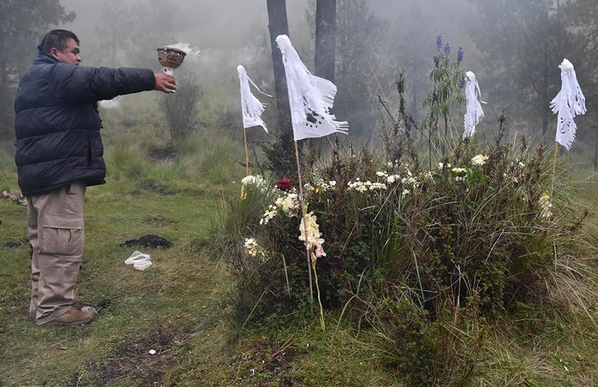 granicero closes the Canicula ritual