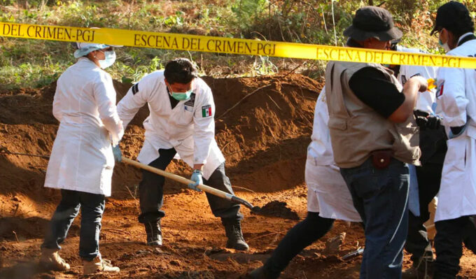 Extermination sites: the new depths of Mexico's disappearance crisis - Mexico News Daily