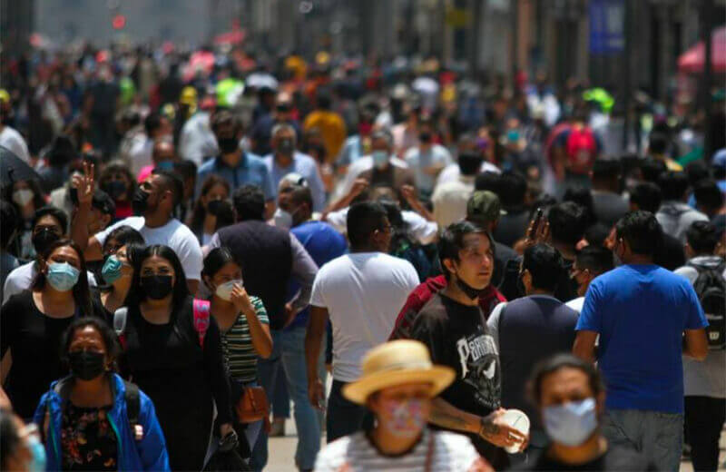 An average of 18,089 COVID-19 cases a day were recorded in past 7 days - Mexico News Daily