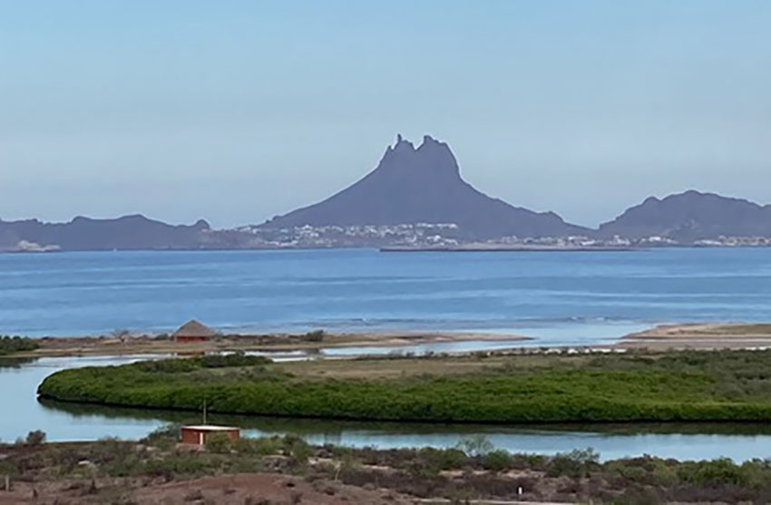 Teta Kawi, 20 kilometers northwest of Guaymas.