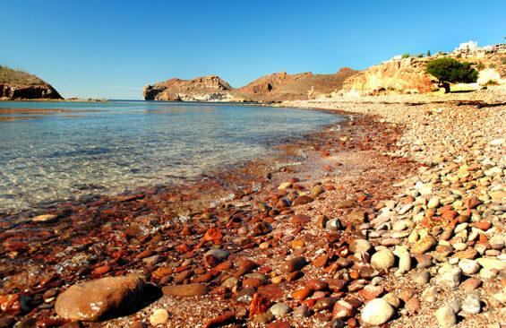 Beach in Guaymas