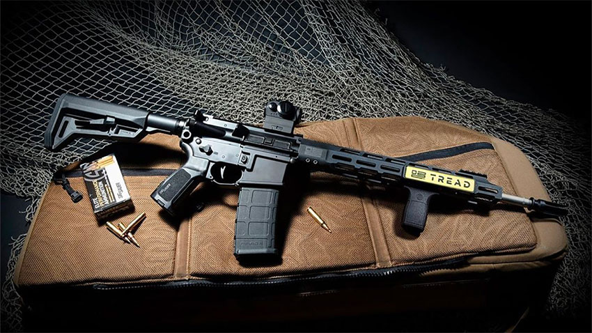 Sig Sauer rifle
