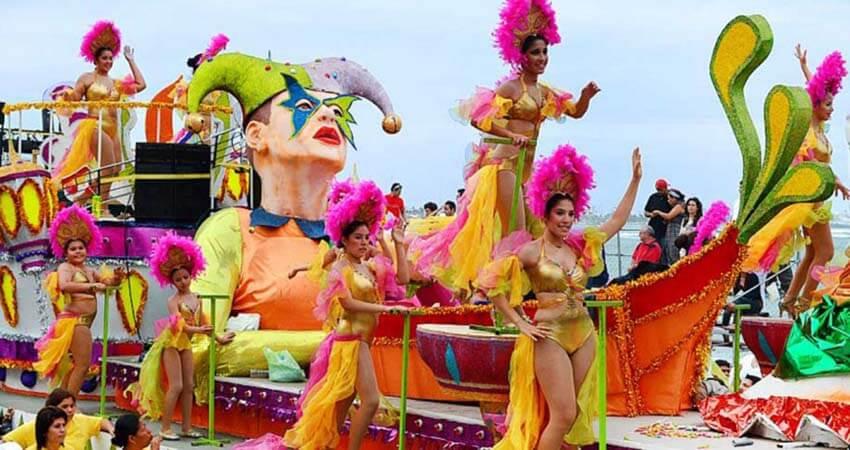 Carnival in Mazatlan