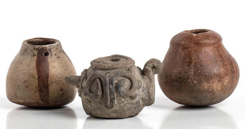 Mesoamerican artifacts from Mexico