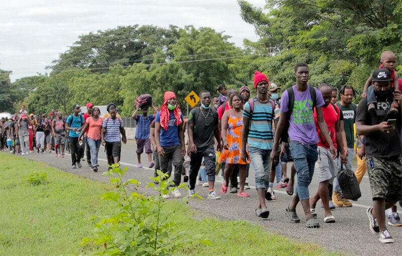migrants in chiapas